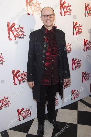 Editorial photo of 'Kinky Boots' play, Press Night, London, Britain - 15 Sep 2015