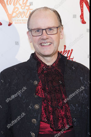 Editorial image of 'Kinky Boots' play, Press Night, London, Britain - 15 Sep 2015