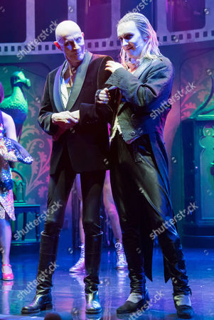 Editorial image of Rocky Horror Show Gala Performance, London, Britain - 15 Sep 2015