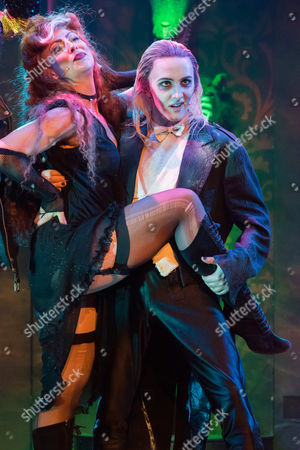 Editorial photo of Rocky Horror Show Gala Performance, London, Britain - 15 Sep 2015