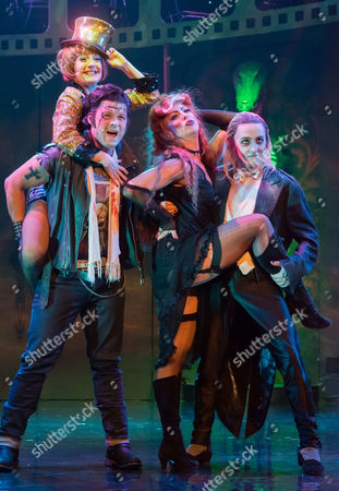 Editorial picture of Rocky Horror Show Gala Performance, London, Britain - 15 Sep 2015