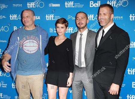 Editorial image of 'Man Down' film photocall, Toronto International Film Festival, Canada - 15 Sep 2015