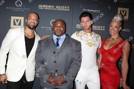 Editorial image of 'Jeremy Scott: The People's Designer' film premiere, New York, America - 15 Sep 2015