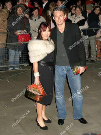 Jessie Wallace and Dave Morgan