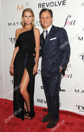 Editorial image of The Daily Front Row's 3rd Annual Fashion Media Awards, New York, America - 10 Sep 2015
