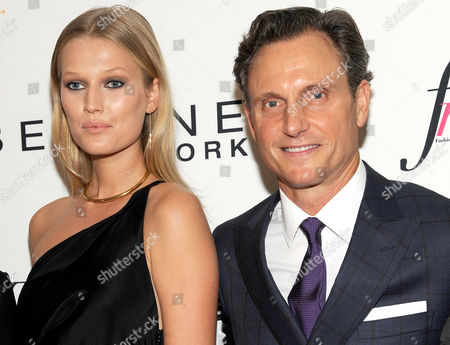 Editorial photo of The Daily Front Row's 3rd Annual Fashion Media Awards, New York, America - 10 Sep 2015