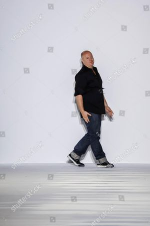Stock Picture of Andreas Melbostad on Catwalk