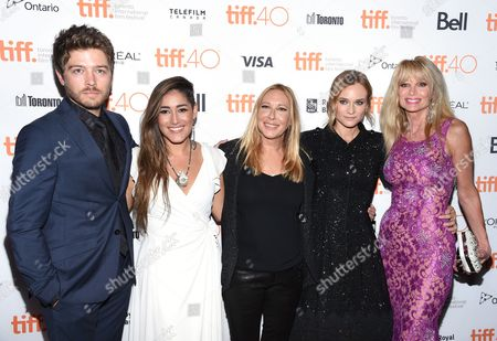 Editorial picture of 'Sky' Premiere, Toronto International Film Festival, Canada - 16 Sep 2015
