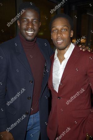 Jermain Jackman and Lemar