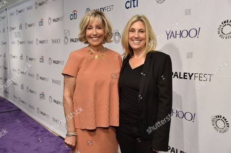 Stock Picture of Carol Mendelsohn and Ann Donahue