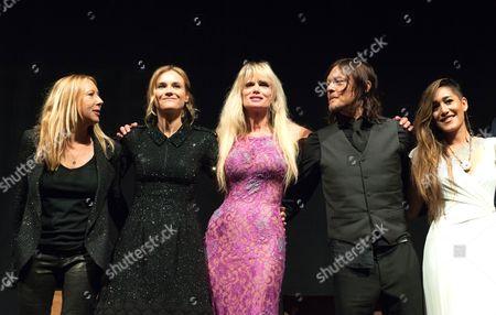 Fabienne Berthaud, Diane Kruger, Laurene Landon, Norman Reedus,