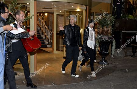 Editorial photo of U2 in Stockholm, Sweden - 15 Sep 2015