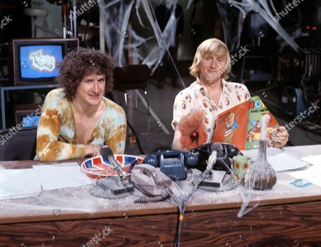 John Asher and Chris Tarrant , Tiswas - 19th Sep 1974