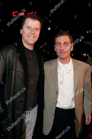 Trevor Rabin and Mike Tollin