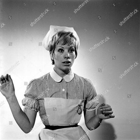 SHEILA FEARN IN 'EMERGENCY WARD 10' - 1963