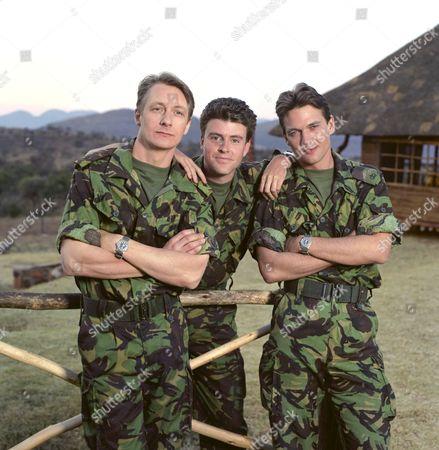 DUNCAN BELL, BEN NEALON AND DOUGRAY SCOTT - 'SOLDIER SOLDIER' - 1995