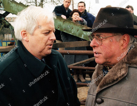 'PEAK PRACTICE' - TV DRAMA SERIES - 1993 - 2002 - IAN LAVENDER AND CLIVE SWIFT