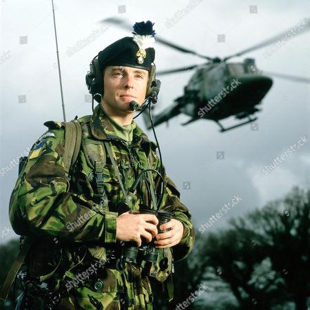BEN NEALON IN 'SOLDIER SOLDIER' - 1994
