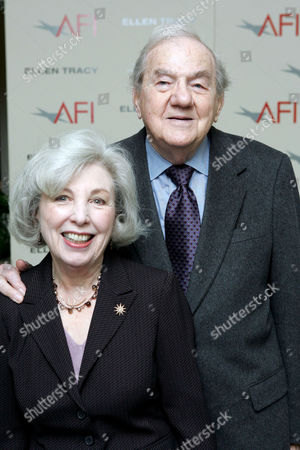 Karl Malden and wife