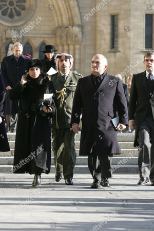 Princess Sarvath and Prince Hassan