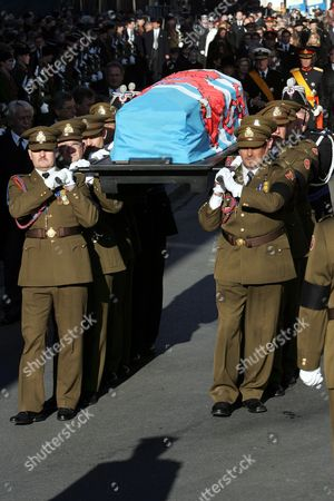 Funeral of Grand Duchess Josephine - Charlotte