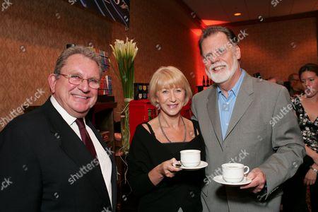 Gary Dartnall, Helen Mirren & Taylor Hackford