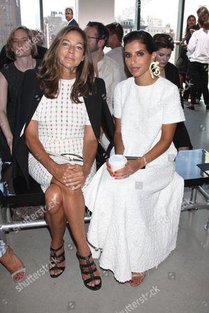 Kelly Klein and Princess Deena Aljuhani Abdulaziz
