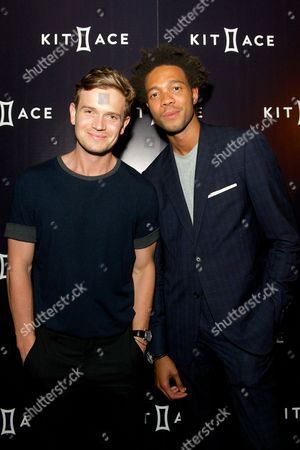 Editorial photo of 'Kit and Ace' first European Store Launch, London, Britain - 17 Sep 2015