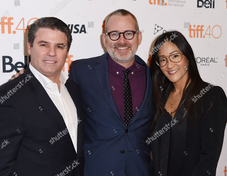 Adam Del Deo, Morgan Neville, and Lisa Nishimura