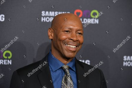 Stock Image of Kevin Eubanks