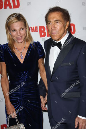 Andrea Hissom and Steve Wynn