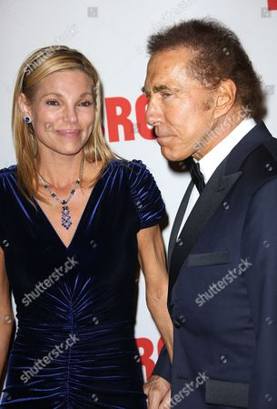 Stock Picture of Andrea Hissom and Steve Wynn
