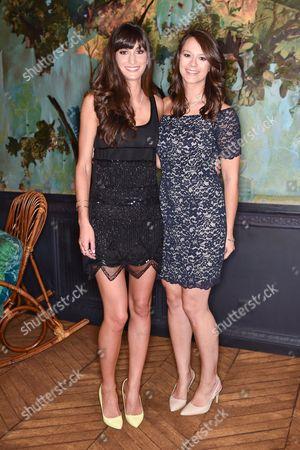 Maya Magal and Sophie Rowland