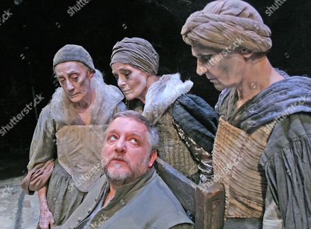 Editorial image of 'MACBETH' PLAY AT THE ALMEIDA THEATRE, LONDON, BRITAIN - 2005