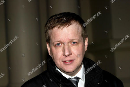 Paul Ferris after meeting with Robert Carlyle to discuss Carlyle starring as Ferris in the story of his life