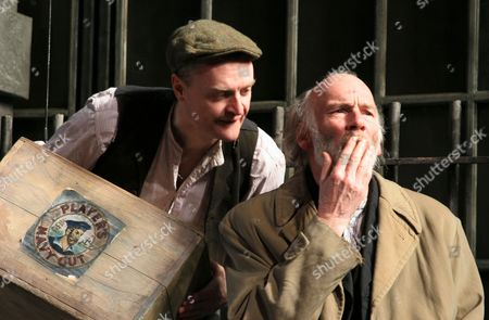 Editorial image of 'THE PLOUGH AND THE STARS' PLAY BY THE ABBEY THEATRE, THE BARBICAN, LONDON, BRITAIN - 19 JAN 2005