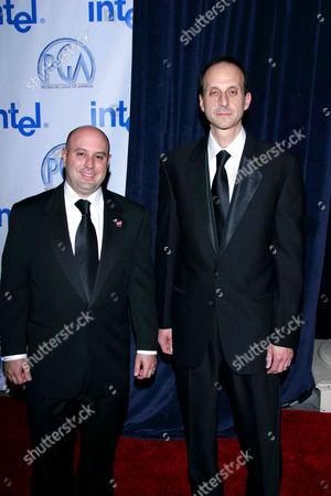 Jim Serpico and Kerry Orent