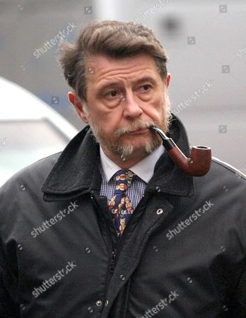 Defence counsel Donald Findlay arriving at court - 20 Jan 2005