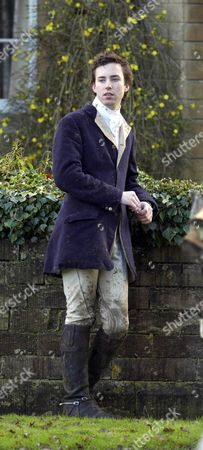 James Murray Wells, friend of Prince Harry and William.