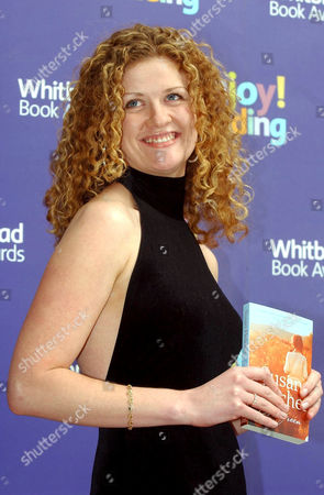 SUSAN FLETCHER, SHORTLISTED AUTHOR FOR THE WHITBREAD BOOK AWARD WITH HER NOVEL 'EVE GREEN'