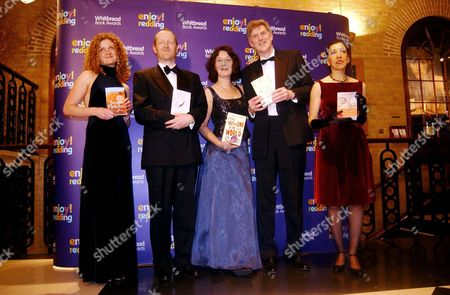 Editorial photo of THE WHITBREAD BOOK AWARD 2004, LONDON, BRITAIN - 25 JAN 2005