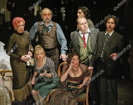 'Gianni Schicchi' opera at Glyndebourne