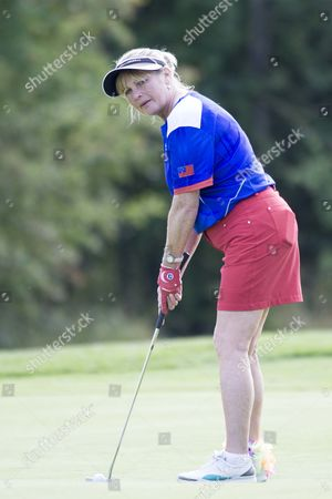 Editorial image of Action Medical Research Tony Hadley Golf Classic Evening, Peterborough, Britain - 11 Sep 2015