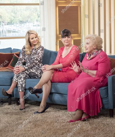 Lydia Bright, Alley Einstein and Denise Robertson