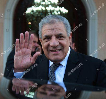 Stock Photo of Egyptian Prime Minister Ibrahim Mahlab