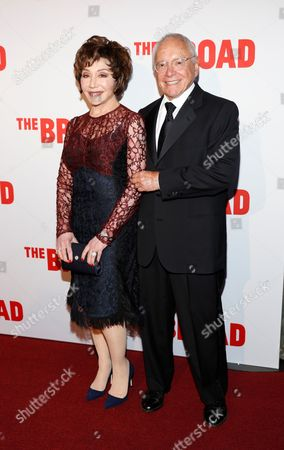 Stock Image of Lynda and Stewart Resnick