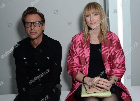 Erik Torstensson and Jade Parfitt in the front row