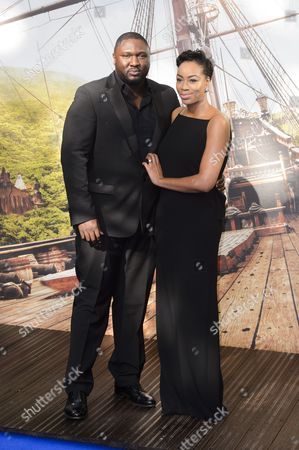 Editorial image of 'Pan' film premiere, Leicester Square, London, Britain - 20 Sep 2015