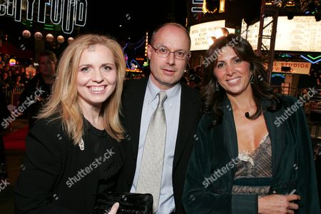Producer's Michelle Chydzik, Paul Brooks and Nathalie Marciano