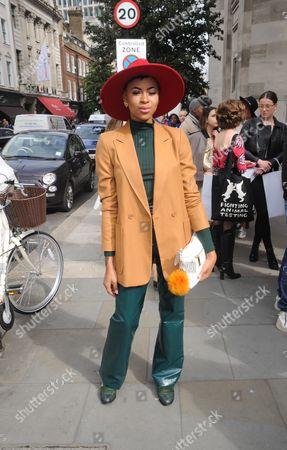 Stock Photo of Amira McCarthy
